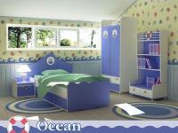 Детская модульная OCEAN