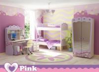 Детская модульная PINK
