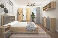 Спальня модульная ЕССЕН