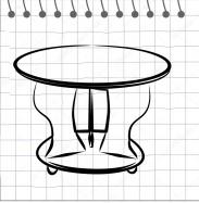 Столы журнальные, кофейные