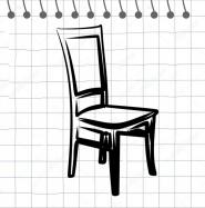 Стулья и кресла для дома