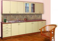 Кухня модульная МАЛЬВИНА (МДФ)
