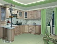 Кухня модульная ПАУЛА