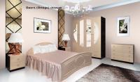Спальня модульная ОМЕГА (Модерн)