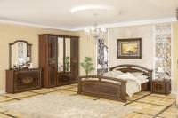 Спальня модульная АЛАБАМА Мебель Сервис