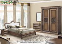 Спальня модульная С-2(орех)