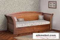 Кровать с ящиками АДРИАТИКА (коллекция ПРАЙМ)
