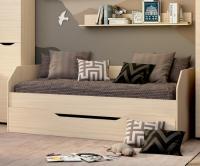 Кровать двухместная АЯКС