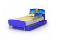 Боковина защитная для кровати Od-20 серия OCEAN
