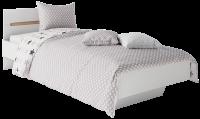 Кровать 90 БЬЯНКО (без матраса и каркаса)