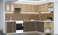Кухня угловая ЭКО 2700*1480