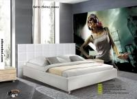 Кровать 2Сп ЭВИТА с рамкой