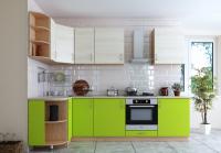 Кухня угловая ГОРИЗОНТ 1300*2800