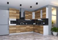 Кухня угловая ГОРИЗОНТ 2400*2200