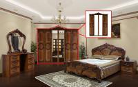 Спальня 4Д КАРМЕН НОВА