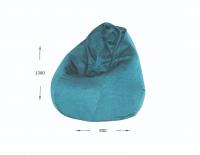 Кресло-мешок большой КЛАУД