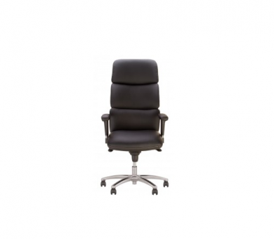 Кресло для руководителя CALIFORNIA steel chrome (R)