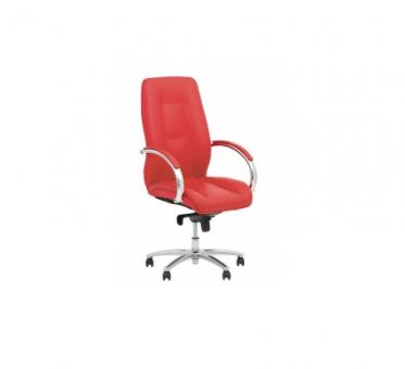 Кресло для руководителя FORMULA steel chrome