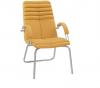 Кресло для руководителя GALAXY steel chrome CFA LB (BOX-2)