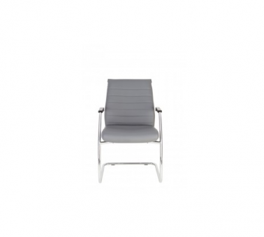 Кресло для руководителя IRIS steel chrome (CF LB)