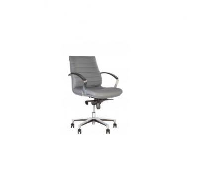 Кресло для руководителя IRIS steel chrome (LB)