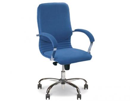 Кресло для руководителя NOVA steel chrome LB