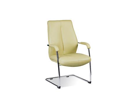 Кресло для руководителя SONATA CF LB steel chrome