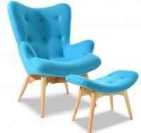 Кресло Флорино с оттоманкой