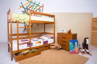 Кровать двухъярусная Амели 2000*900