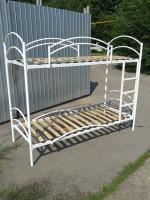 Кровать двухъярусная ЭРГО 2000*900