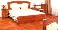 Кровать двуспальная КТ-659 (с метал. каркасом) ДЖЕНИФЕР