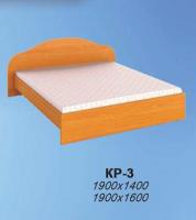 Кровать КР-3 1600*1900 (каркас тип В)