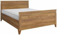 Кровать Гербор Граф LOZ_160 (каркас с основой под матрас)