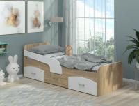 Кровать детская МИЛКА ДСП