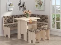 Кухонный уголок АРИСТОКРАТ 1500*1100
