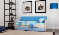 Кровать с ящиками Л-7 LION