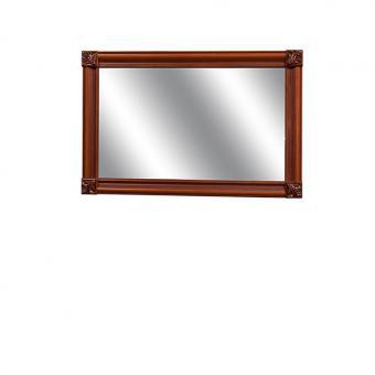 Зеркало 1.1 Лацио каштан, прованс темный