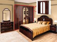 Спальня 4Д ЛАУРА Свит меблив