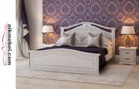 Спальня белая В-1 МАРГАРИТА (коллекция ЭЛИТ)