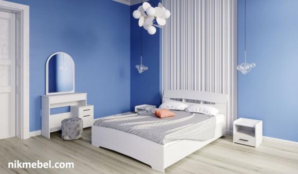 Спальня-2 МАРГО - нимфея альба