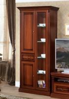 Шкаф с витриной НАБУККО