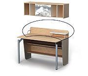 Надстройка для стола письменного M-09-2 серия MEGA