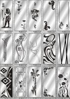 Рисунки ФЕНИКС зеркало пескоструй (пример 13)