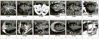 Рисунки НИКА зеркало пескоструй (пример 100)
