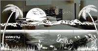 Рисунки НИКА зеркало пескоструй (пример 118)