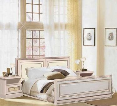 Кровать 2Сп Беж Гоа С-3 - беж гоа