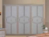 Шкаф 6Д (без зеркала) МАРТИНА