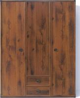 Шкаф платянной JSZF_3d_2s_150 ИНДИАНА