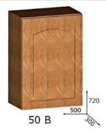 Шкафчик навесной 50 В НАДЕЖДА ДСП