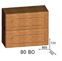 Шкафчик навесной 80 ВО НАДЕЖДА ДСП